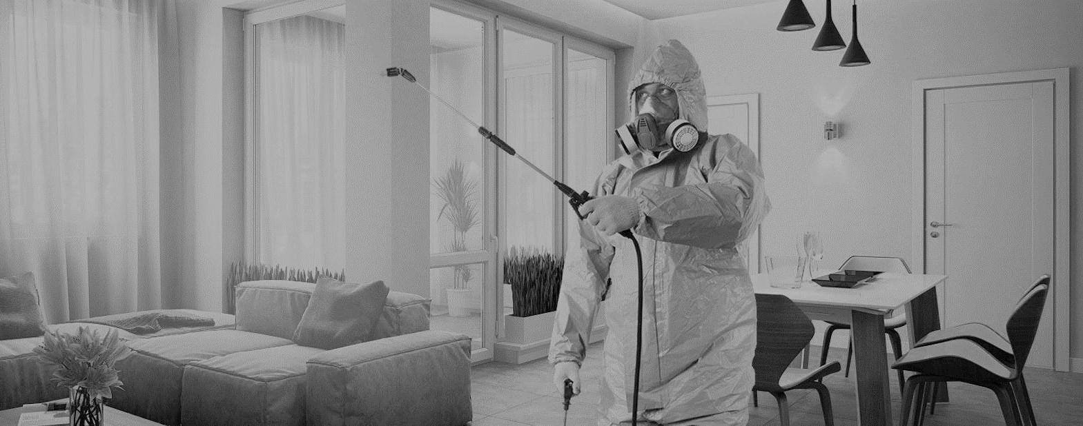 Дезодорация помещения